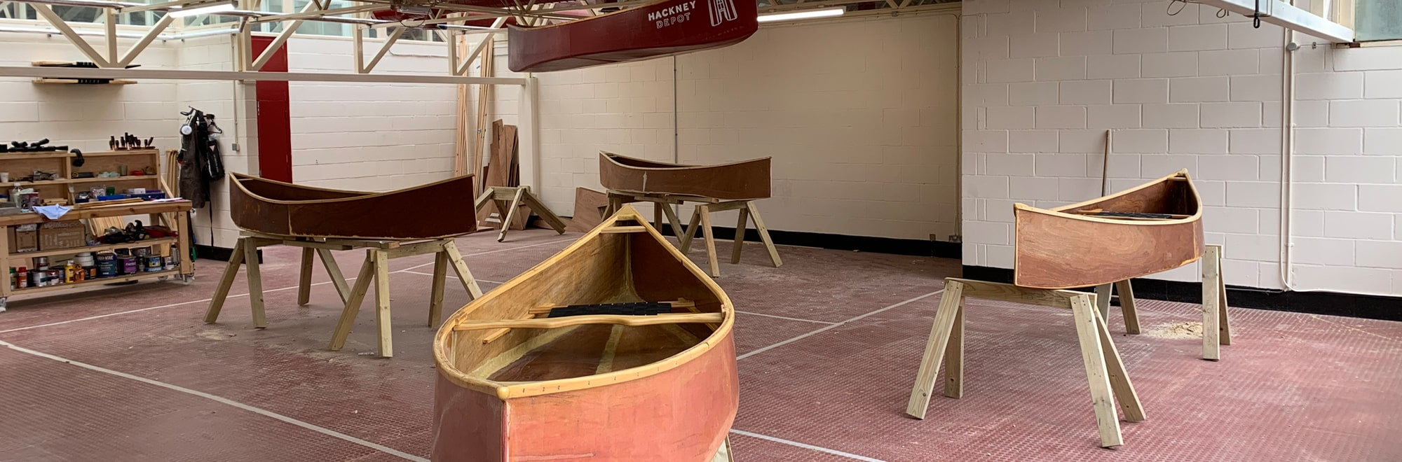 Canoes Built